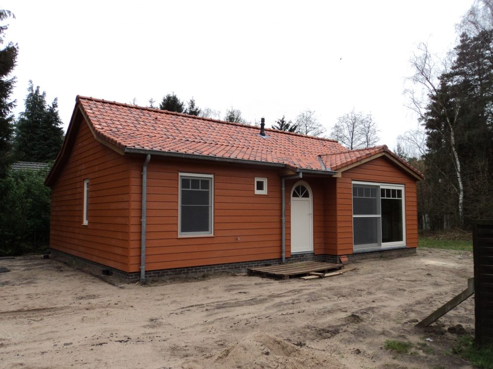 Houten Woning Ideeen : Massief houten huizen la casa specialist in houten woningen