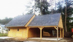 houten Paardenstal