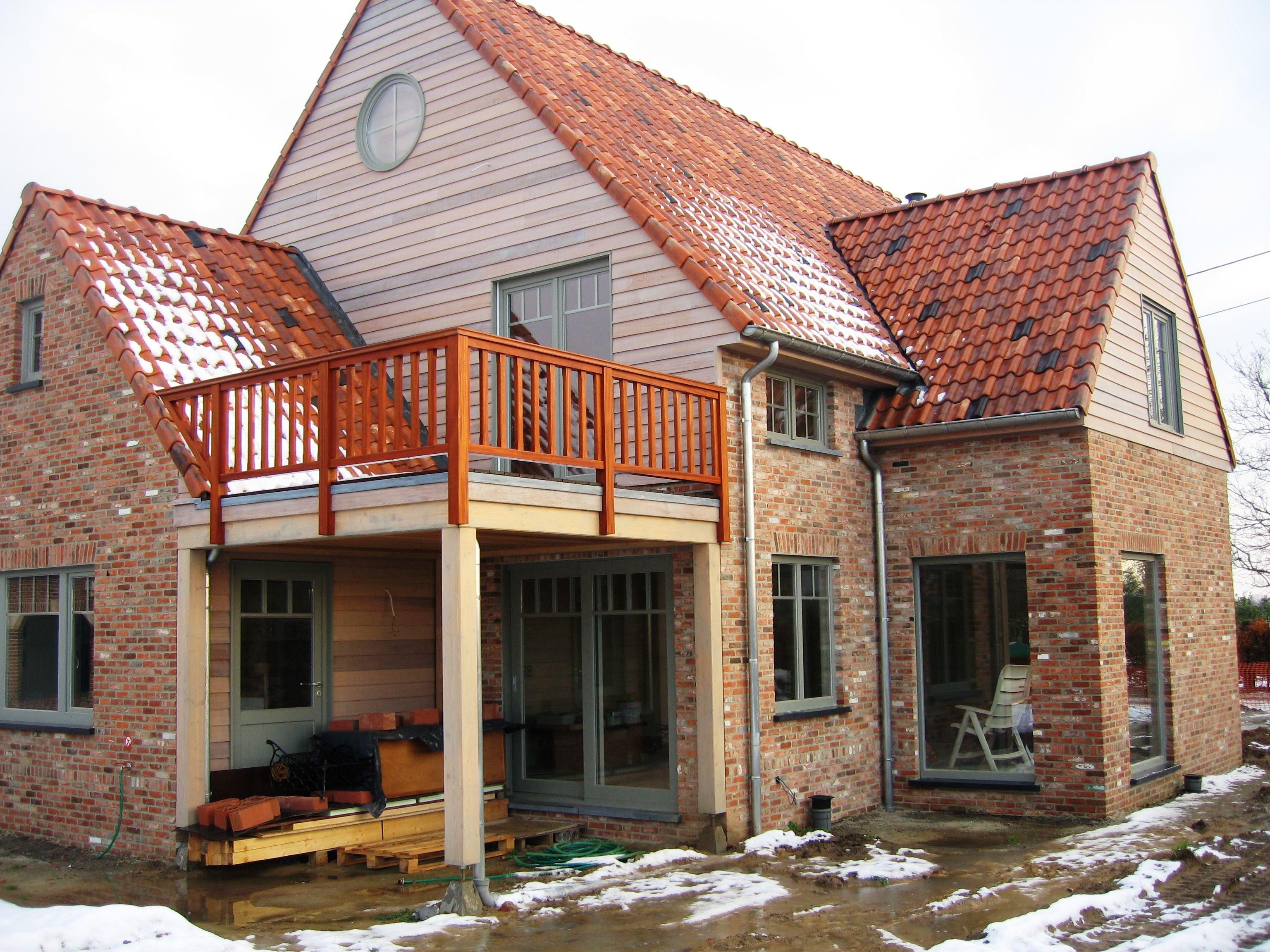 cottage stijl bouwen landelijke woning realiseren met la casa