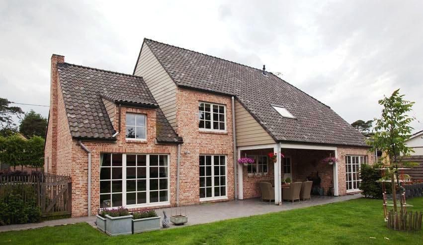 Awesome cottage stijl with landelijke woningen voorbeelden for Landelijke woningen te koop oost vlaanderen