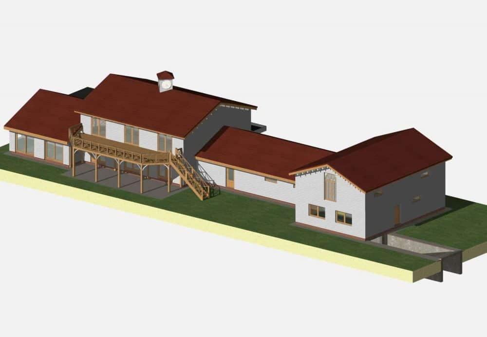 Special projects horeca la casa houtbouw