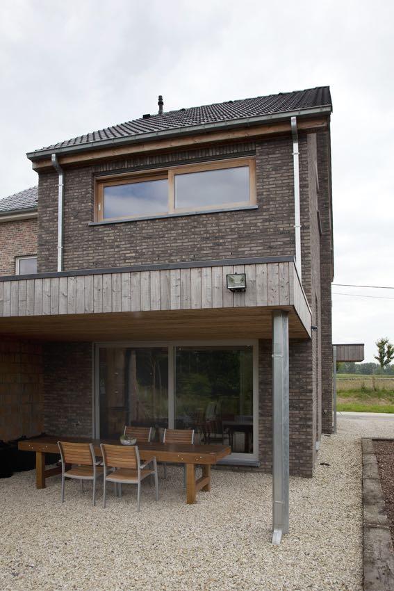 Moderne bouwstijl