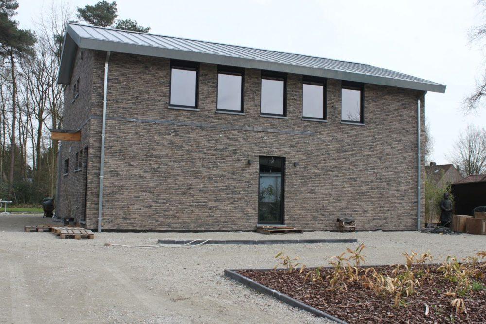 Moderne Woning Bouwen : Modern bouwen een moderne bouwstijl van la casa