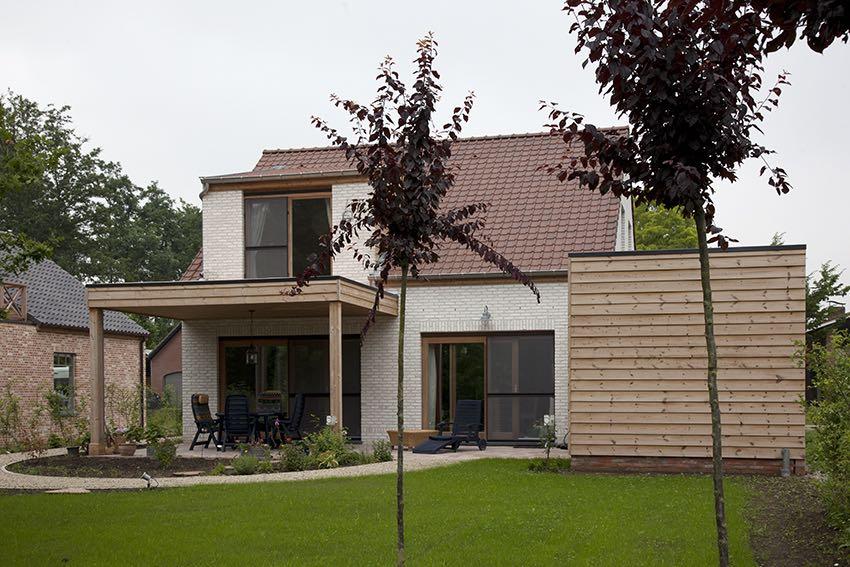 Modern bouwen
