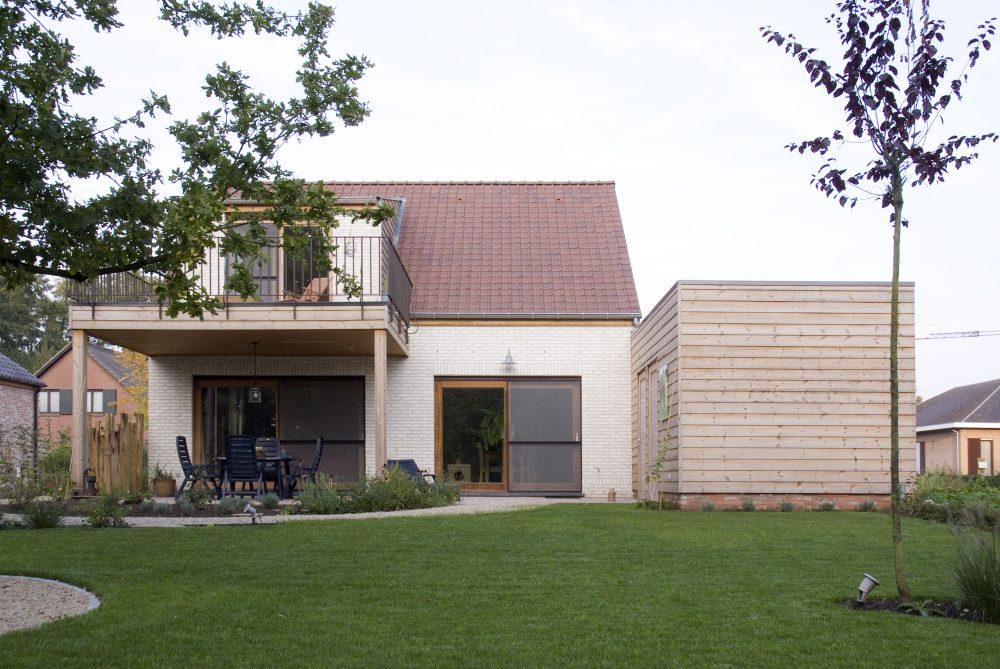 Modern bouwen een moderne bouwstijl van la casa for Afbeelding van moderne huizen
