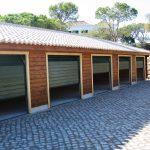 Garage laten plaatsen