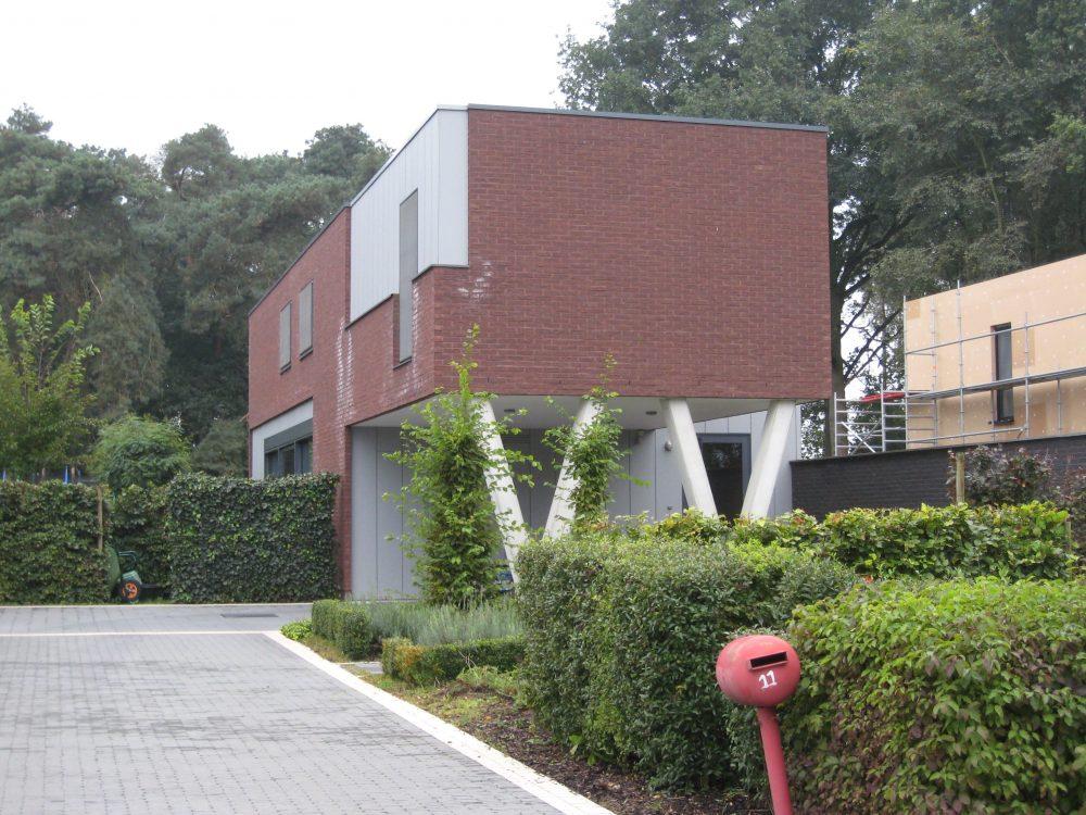 Modern bouwen een moderne bouwstijl van la casa for Moderne strakke huizen