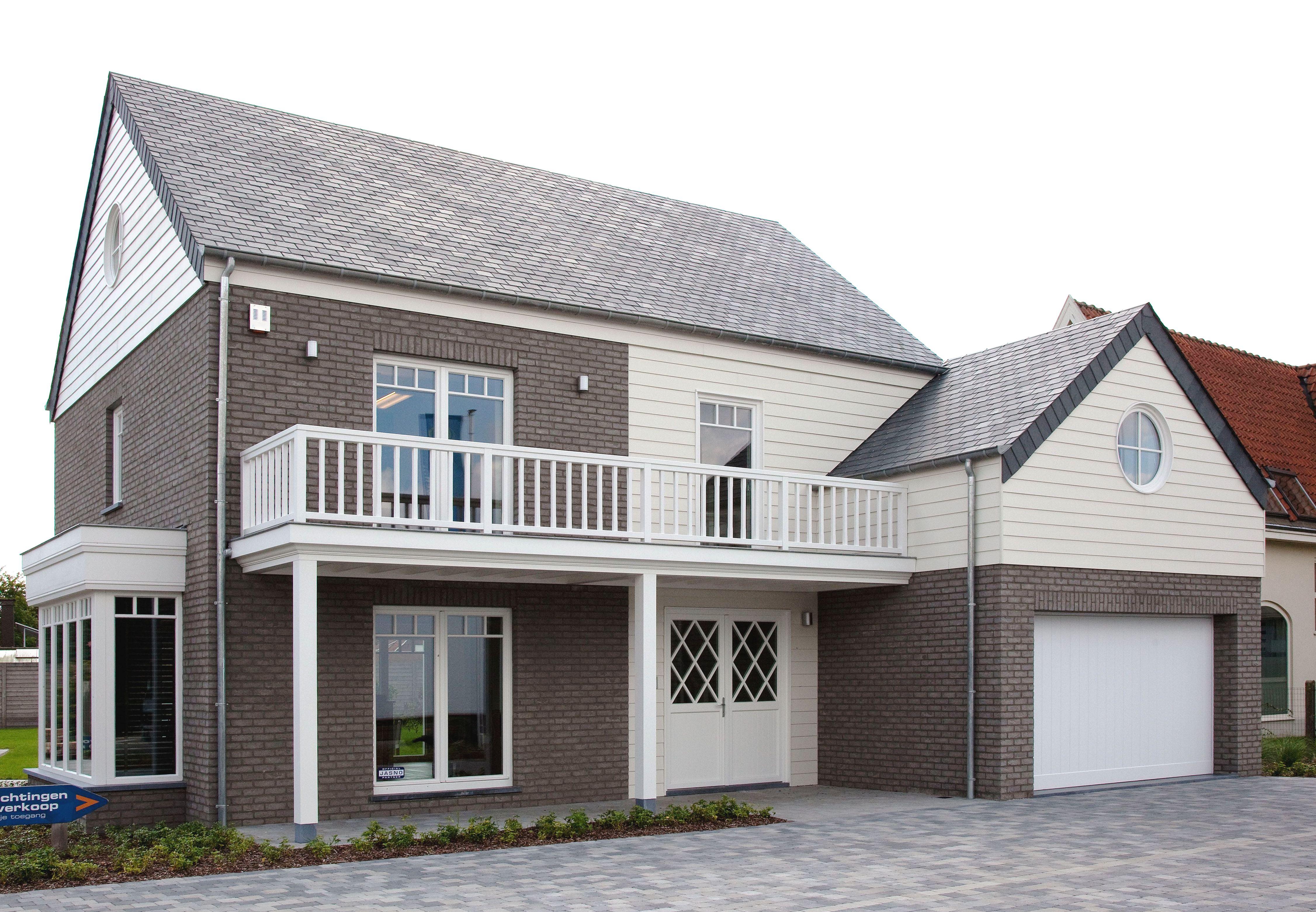 Amerikaanse bouwstijl bouwen met la casa is kiezen voor