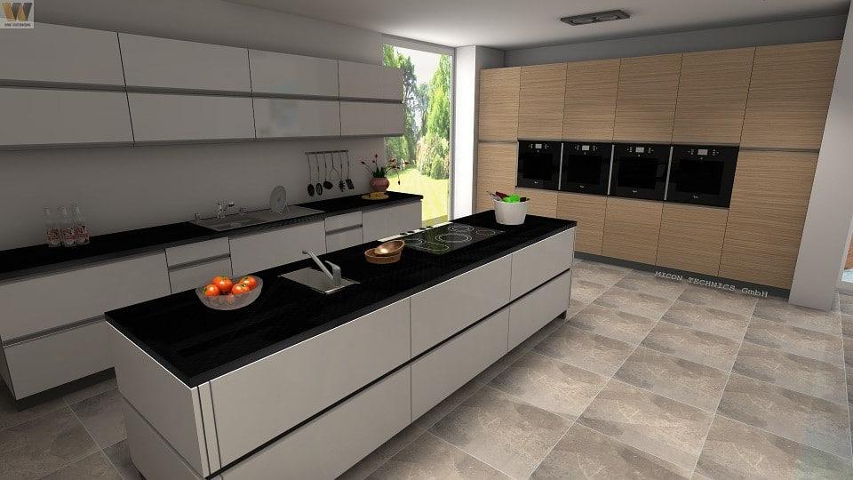 Renoveer je keuken en maak van je oude keuken je nieuwe